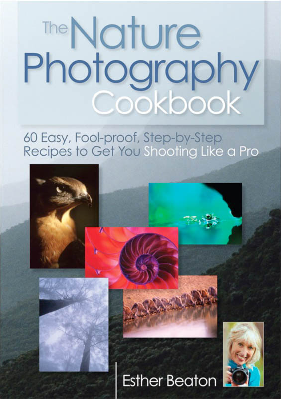 The Nature Photography Cookbook, author, 2008